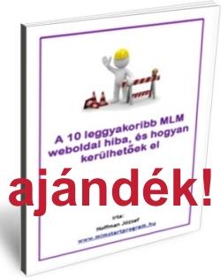 A 10 leggyakoribb MLM weboldal hiba, és hogyan kerülhetők el