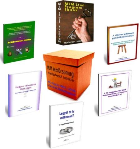 MLM Start Program csomag